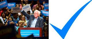 ALERT: Sanders Wins U.S. Democrats Living Abroad