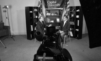 Jim's National Interview with Mitt Romney