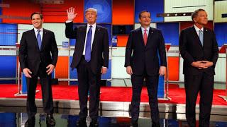 The Ugly GOP Debate