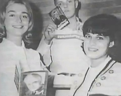 THE GOLDWATER GIRL