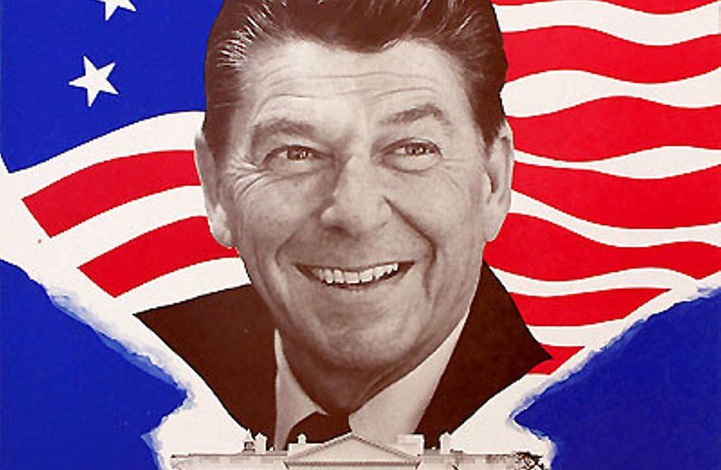 We Knew Ronald Reagan. Donald Trump Is No Ronald Reagan.