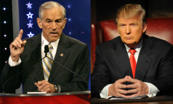"""RON PAUL SAYS """"NONE OF THE ABOVE"""""""