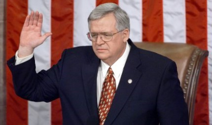 HASTERT WAS SLEAZIEST OF ALL