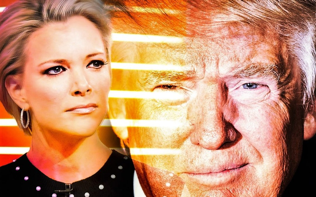 Just In Time For Sweeps: Megyn & Donald
