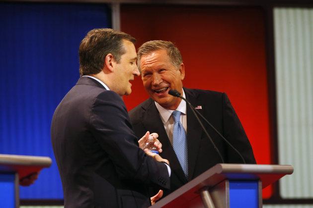 Cruz & Kasich Unite Against Trump