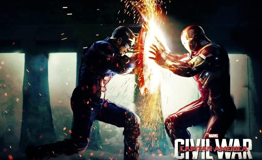 CIVIL WAR! Marvel Universe Splits Over Politics