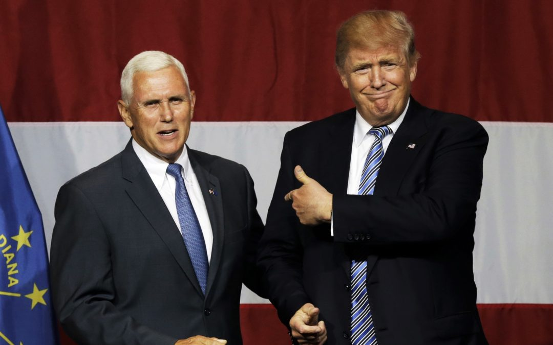 Pence Really Hates Adultery