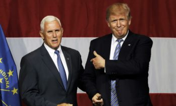 """Pence Tells America To """"Spend More Time On Your Knees Than On The Internet"""""""