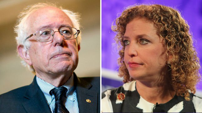Sanders Camp Furious Over Leaked Emails