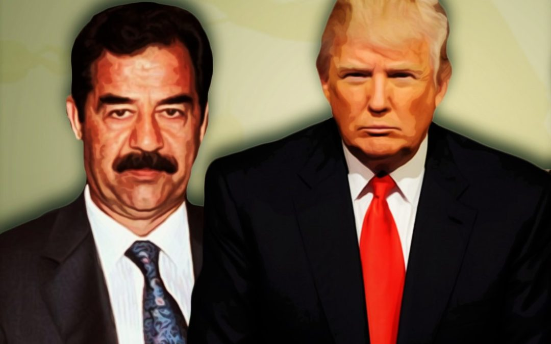 Trump Praises Saddam Hussein