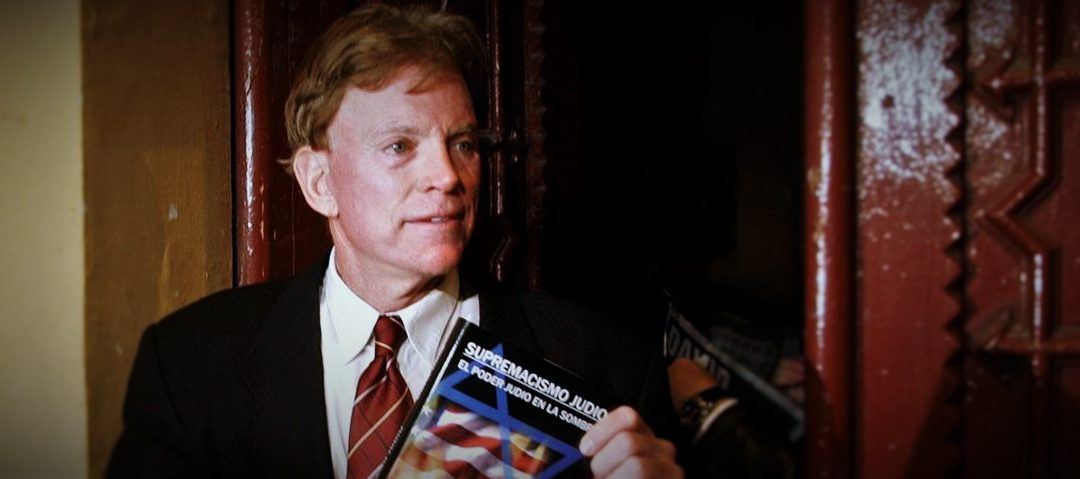 "Duke Seeks Senate Seat Saying ""America First"""