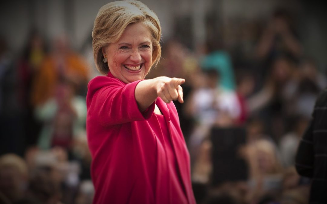 ALERT: Clinton Nominated For President