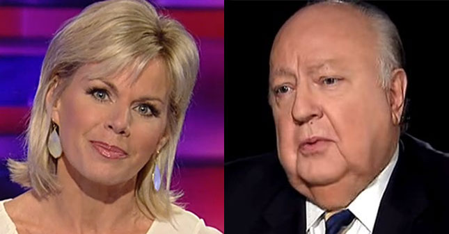 Carlson Accuses Ailes Of Sexual Advances