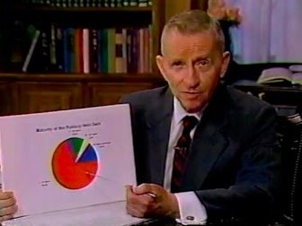 In Memoriam: Ross Perot, Brash Texas Billionaire & Former Independent Presidential Candidate
