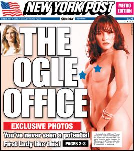 Melania's Nude Photos No Big Deal