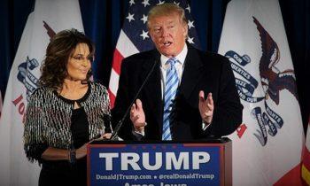 "Palin Blasts Trump For ""Crony Capitalism"""