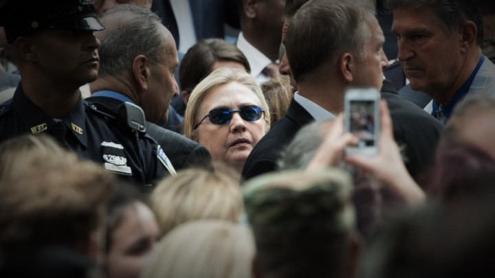 "Axelrod Slams Clinton's ""Unhealthy Penchant For Privacy"""