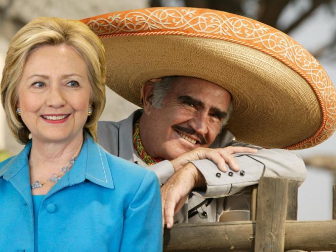 """Revered Fernández Endorses """"La Hillary"""""""