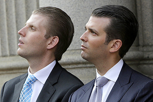 Trump & His Sons Spend Weekend Sharing DANGEROUS Conspiracy Theories