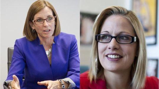 McSally & Sinema Both Take Senate Seats In January? There's A Very Real Chance That Will Happen