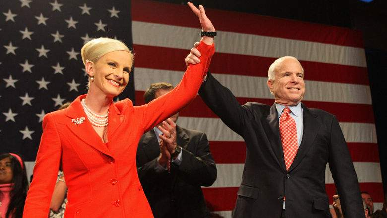 Gov. Ducey, The Right Choice Is Cindy McCain