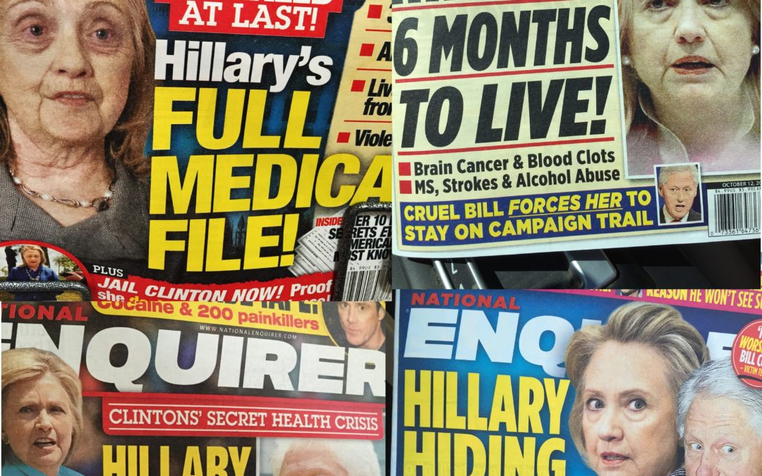 National Enquirer Locked Up Anti-Trump News