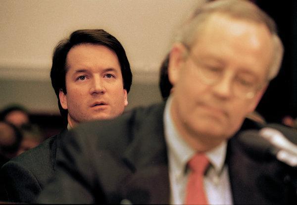 Kavanaugh & Bill Clinton's Cigar