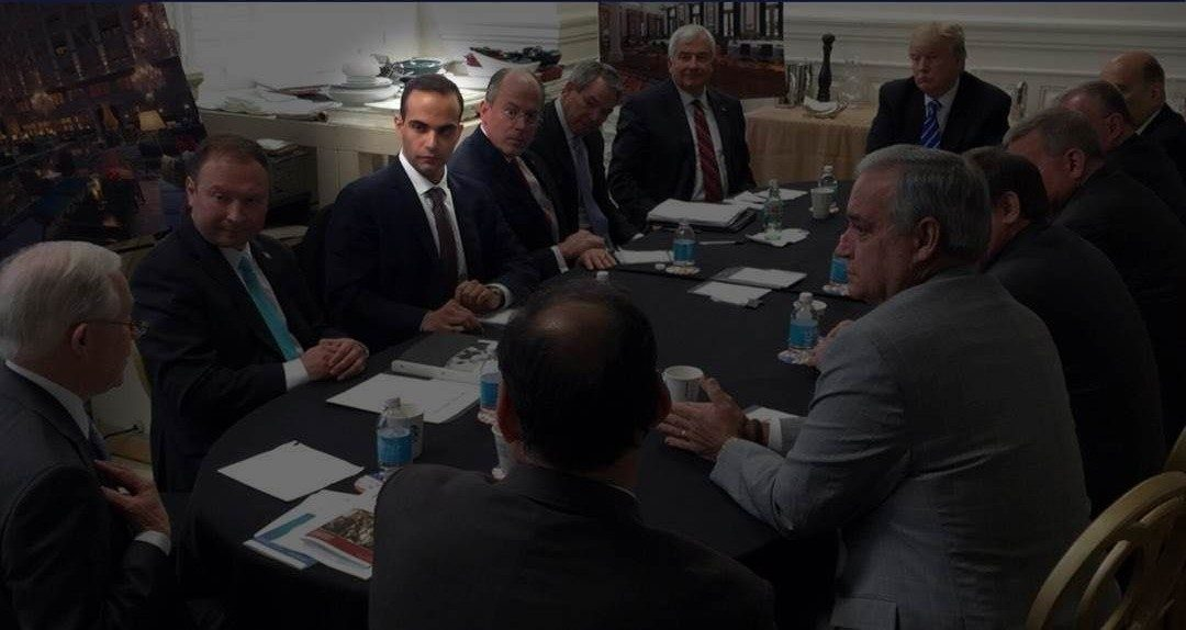 Mueller Recommends Jail Time For Papadopoulos