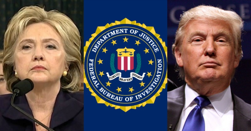 FBI Disputes Trump Claim On China