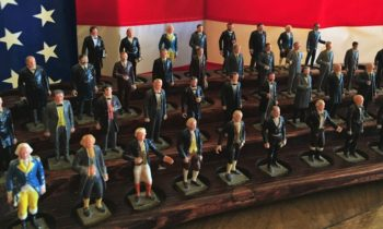 From Futurama To Figurines – Keeping Presidential History Alive