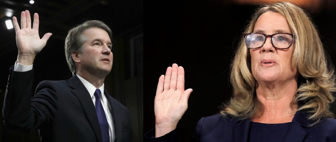Image result for kavanaugh confirmation