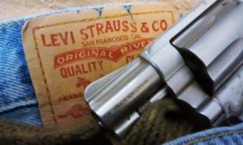 Levi's Backs Gun Control Groups