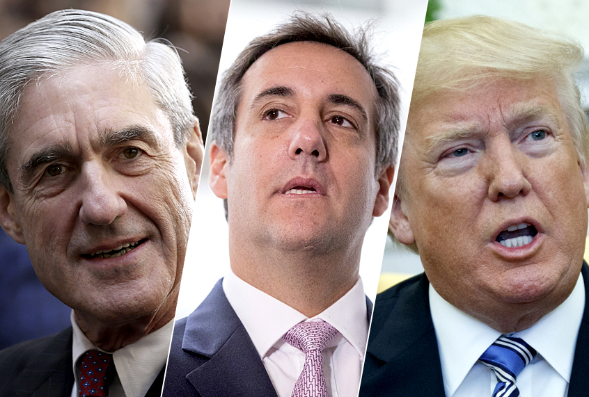 Trump's Former Lawyer Implicates Him In Crimes – Mueller Looking At Russian Ties To Businesses