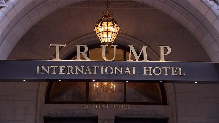 Federal Judge Gives Green Light For Lawsuit Alleging Trump's Private Business Violates Constitution