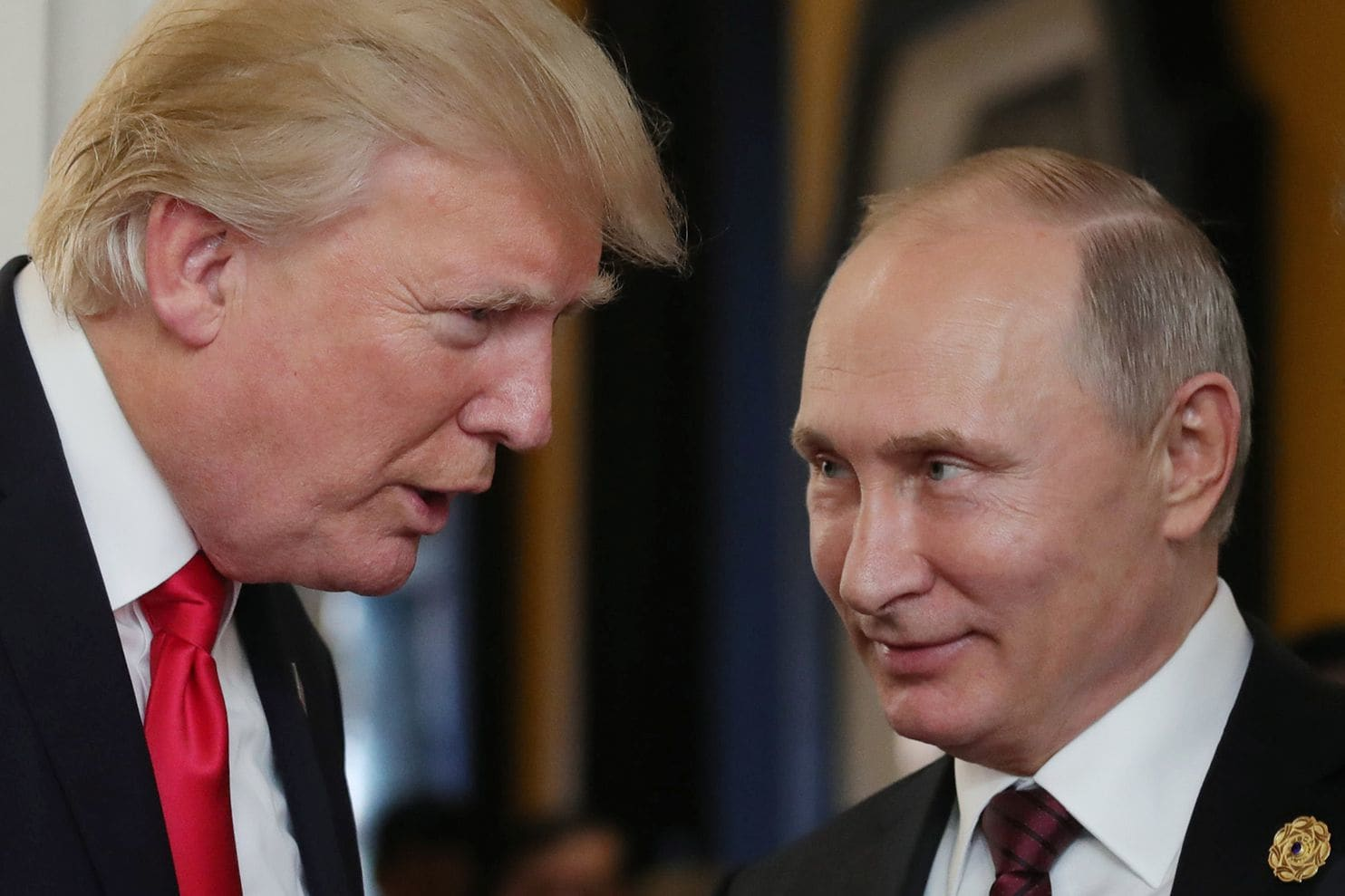 Trump Tweets That Russia Helped Him Win The Election (True) Then Walks It Back