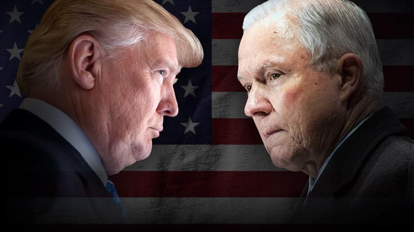 Trump Pressured Jeff Sessions To Prosecute Hillary Clinton – Despite Evidence Or Indictment