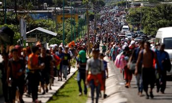 Trump Trying To Scare The Bejeebers Out Of Everyone – Thousands Of Migrants Will Put Administration To The Test
