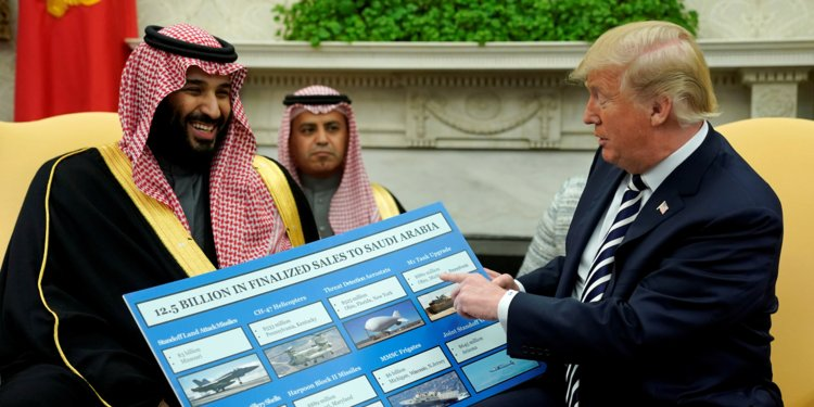 Trump Restricting Saudi Intelligence Information – Cancels Briefing For Senators