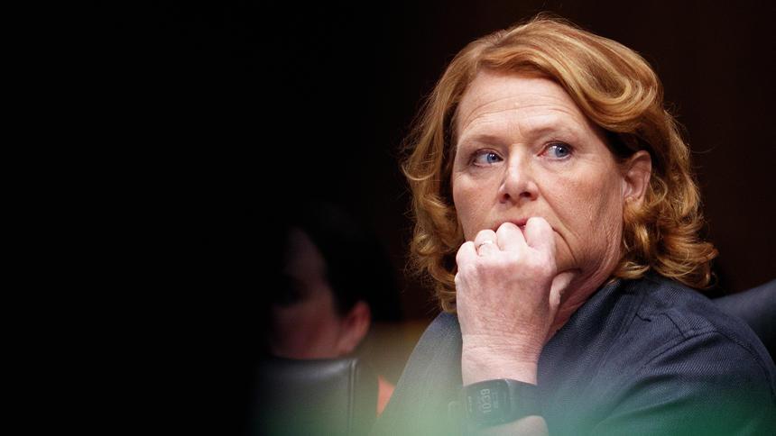 Heitkamp Sinking In North Dakota – GOP Chances To Keep Senate Now High