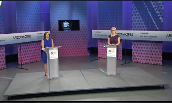 McSally Goes All Trumpy, Sinema Passionless In Only AZ Senate Debate