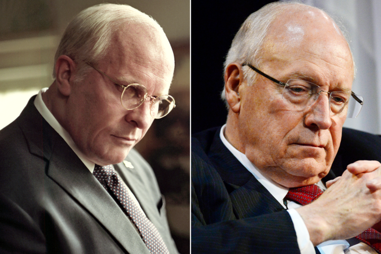 OSCARS: Vice Nominated For Best Picture & Actor – Christian Bale Transformed Into Dick Cheney