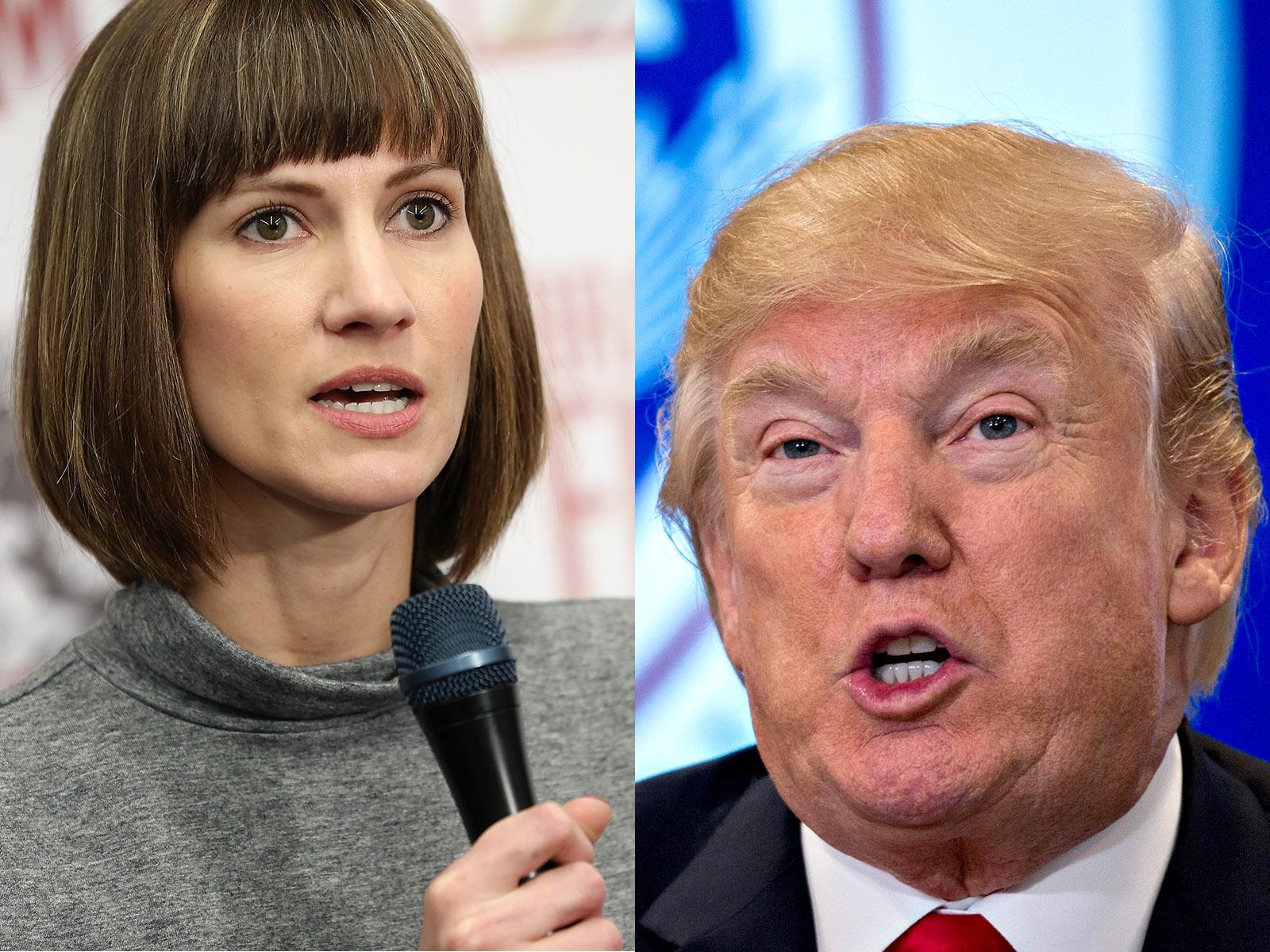 Obama Endorses Trump Accuser In Ohio House Race