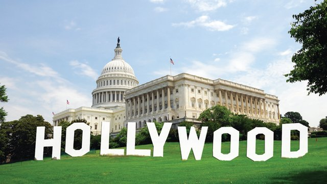Hollywood Walking The Walk – Raising Record Amounts Of Cash For Democratic Candidates