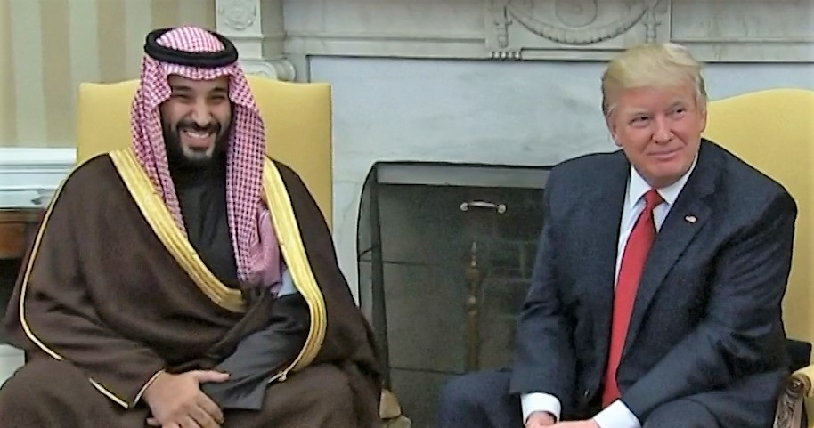 """Trump Dismisses Murder Of Journalist – Commends Saudi Crown Prince As """"Strong Person"""""""
