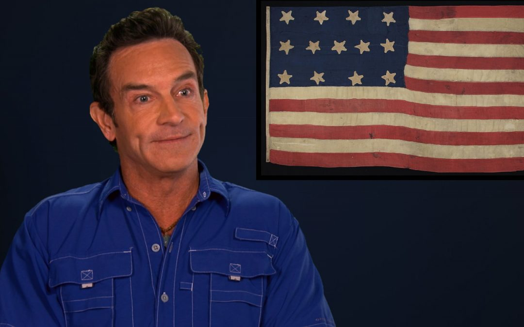 """Probst Says Survivor """"David vs. Goliath"""" Reflects """"Where We Are As A Country"""""""