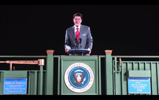 Ronald Reagan Returns! (As A Hologram) You Ain't Seen Nothing, Yet!