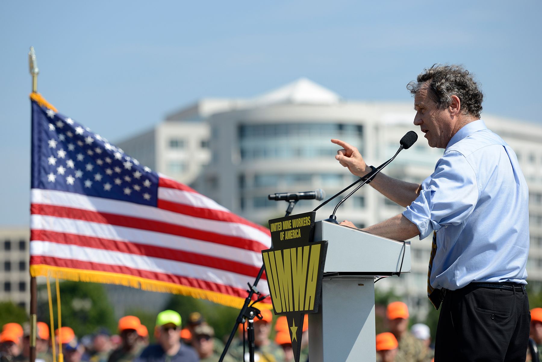 If Democrats Want To Win Back The Blue Firewall, Sherrod Brown Is Their Best Bet