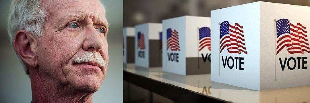 """1 Week To Go:  Sully Tells Americans """"It's Time To Vote"""""""