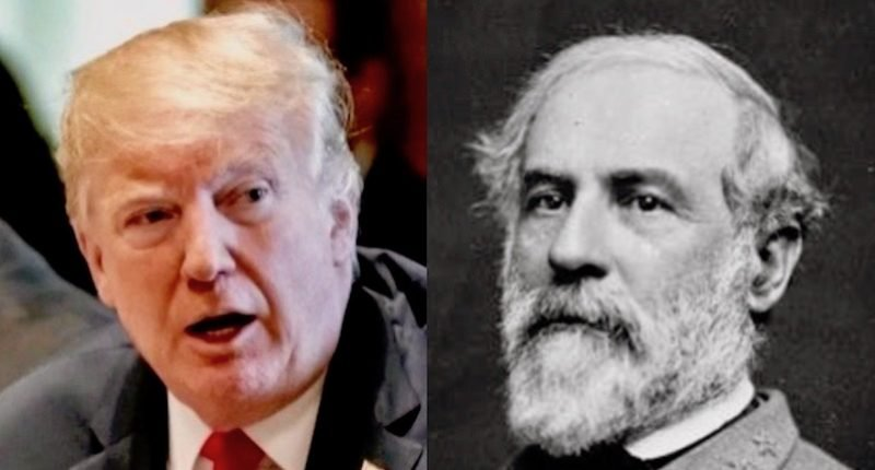 Trump Sides With Lee Not Lincoln In Wild Ohio Speech Jim Heath Tv