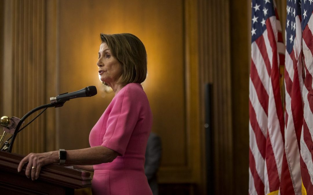 Dissension In The Ranks As Pelosi's Opposition Grows – Congressional Black Caucus Backs Her Bid For Speaker